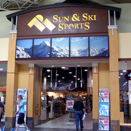 Sun and Ski Sports, FM West, Houston, Texas locations and hours of operation. Opening and closing times for stores near by. Address, phone number, directions, and more.